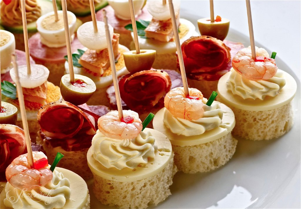Healthy Finger Food Ideas For Parties